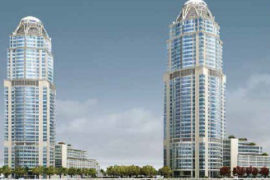 Abraj Quartier AQ 3-4 & 5-6 at Pearl Qatar